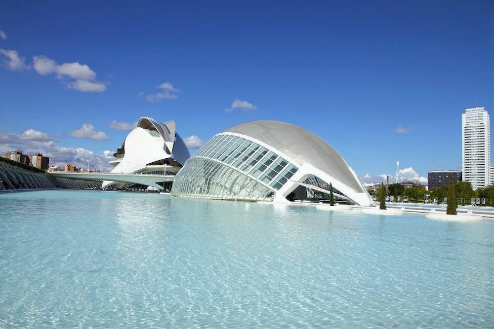 Citytrip naar Valencia