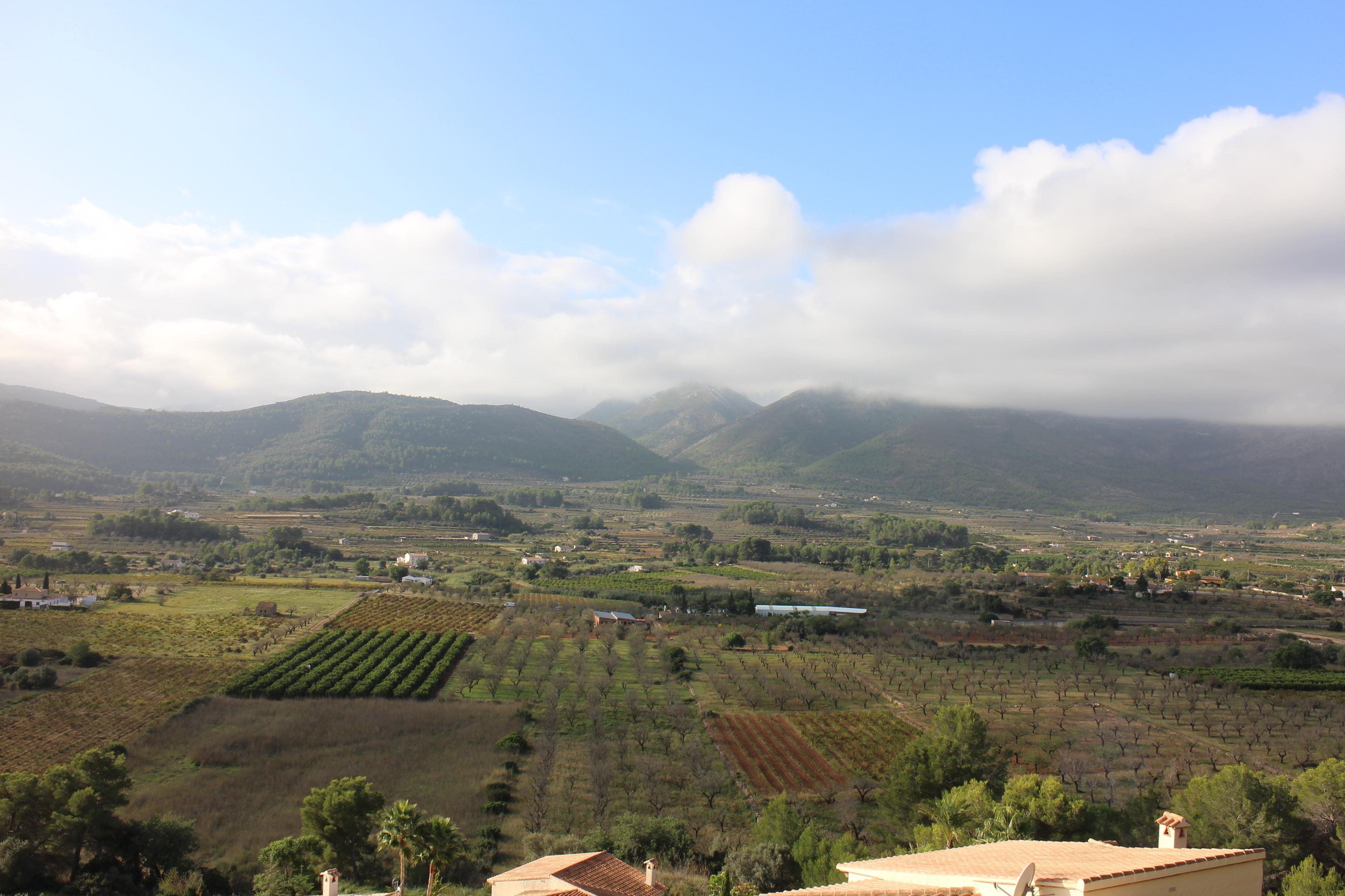 Jalón Vallei