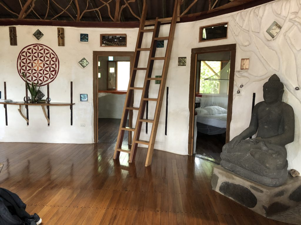 binnenkant paradise lodge