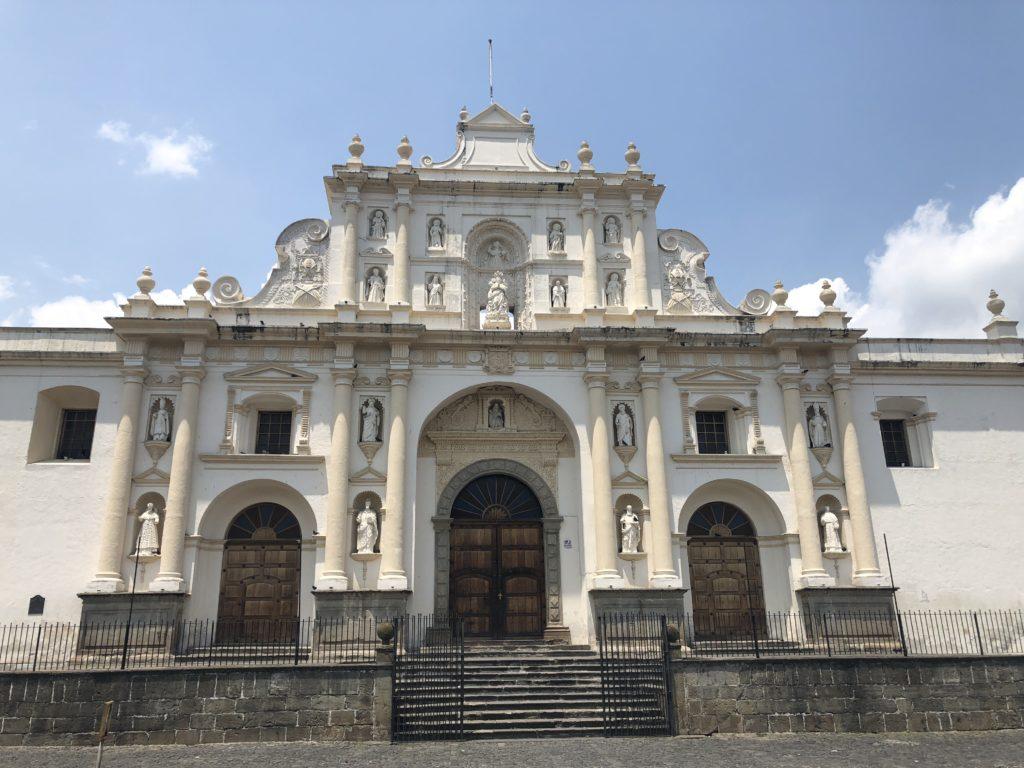 Reisgids voor Antigua